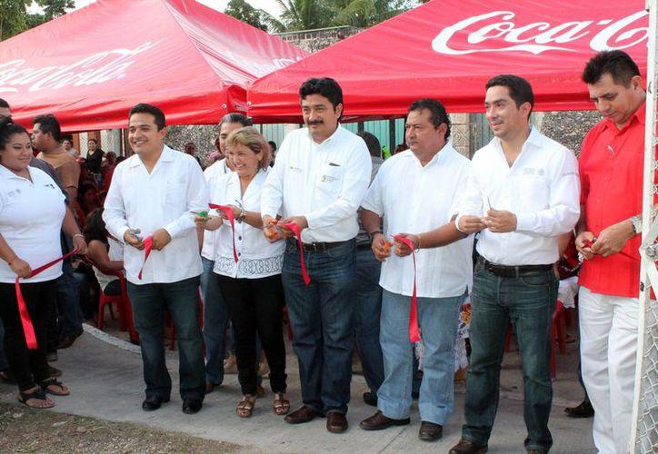 Autoridades federales, estatales y municipales encabezaron la inauguración de las nuevas oficinas. (Milenio Novedades)