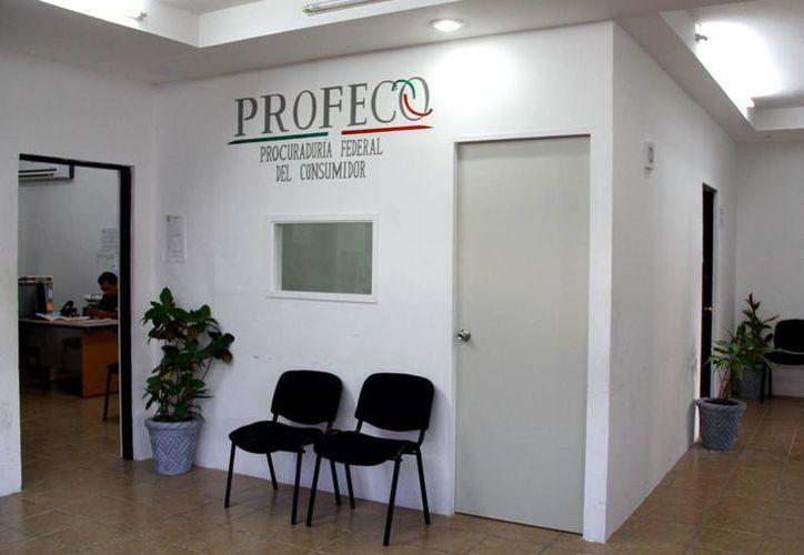 El módulo se ubica en el edificio que alberga a la Casa Consular. (Gonzalo Zapata/SIPSE)