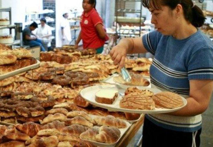 México es uno de los países líderes en este ramo, pues su tradición y gastronomía, es acompañada de suculentos panes. (Foto: NOTIMEX).