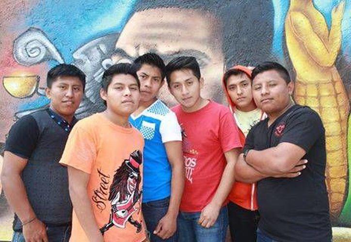 Los integrantes de Tihorappers Crew son chicos de entre 16 y 21 años de edad. (Swagger.com)