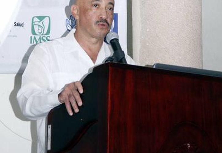 director de Desarrollo Académico, José de Jesús Williams. (Milenio Novedades)