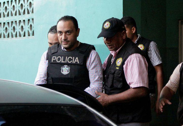 """Borge Angulo fue trasladado a la cárcel """"El Renacer"""". (Redacción)"""