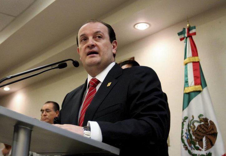 Rodolfo Ríos Garza dijo que los detenidos fueron enviados al Reclusorio Oriente. (Notimex)