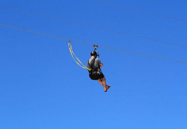 Quintana Roo tiene los mejores destinos de turismo de aventura en el Caribe. (Israel Leal/SIPSE)