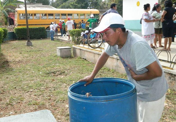 El pasado 4 de enero, más de 400 trabajadores de la empresa Valle del Sur resultaron intoxicados por consumir alimentos contaminados. (Archivo/SIPSE)