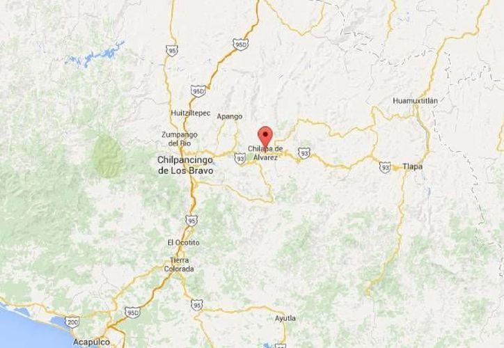 Ulises Fabián Quiroz, candidato de la coalición PRI-PVEM a la alcaldía guerrerense de Chilapa, fue asesinado. (Google Maps)