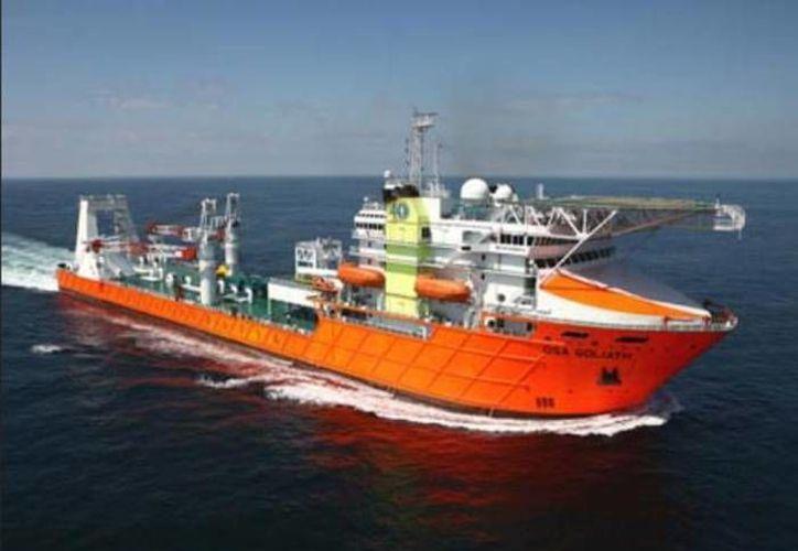 El ilícito de la empresa Oceanografía involucra alrededor de 585 millones de dólares. (Archivo Notimex)