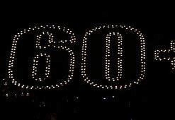 Se apagarán las luces de las dependencias participantes este 29 de marzo de 8:30 a 9:30 horas. (Foto de Contexto/Internet)