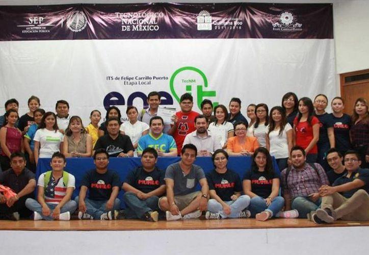 Siete proyectos innovadores ideados por estudiantes de Felipe Carrillo Puerto competirán en certamen regional. (Benjamín Pat/SIPSE)