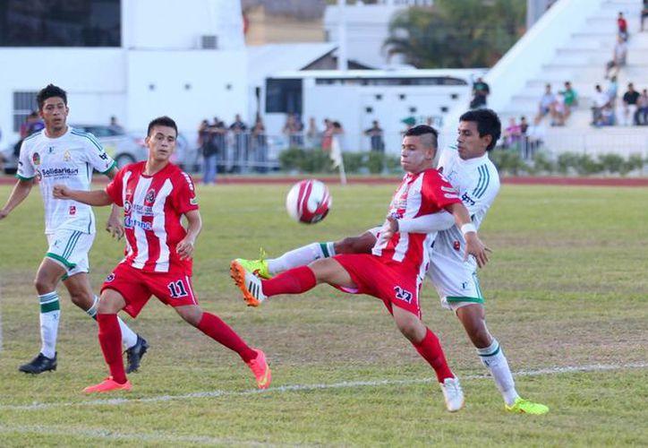 Los cancunenses realizaron una competitiva campaña en su debut en la Liga Premier de Ascenso. (Redacción/SIPSE)