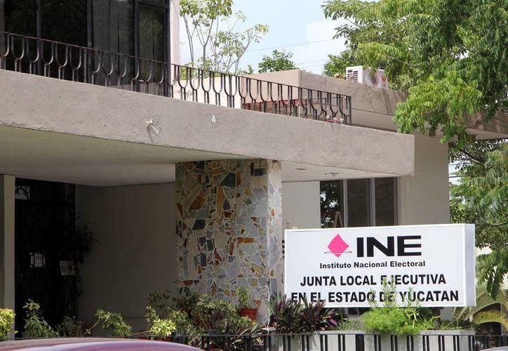 Durante el encuentro del INE en Mérida participan funcionarios de Tabasco, Chiapas, Campeche y Yucatán. (Milenio Novedades)