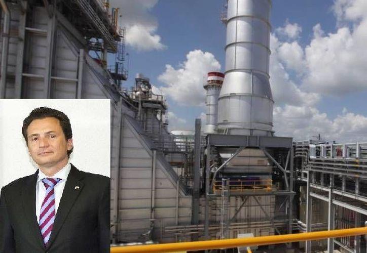 En 2025 Pemex producirá cuatro millones de barriles diarios: Emilio Lozoya. (Notimex)