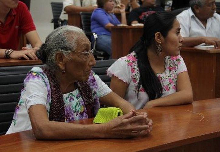 Manifiestan a la gente de la Península, la importancia de transmitir su herencia cultural. (Jorge Carrillo/SIPSE)