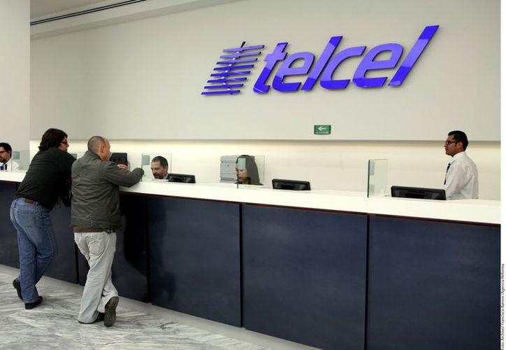 En Telcel, están de acuerdo con los términos de la iniciativa. (Archivo/Agencia Reforma)