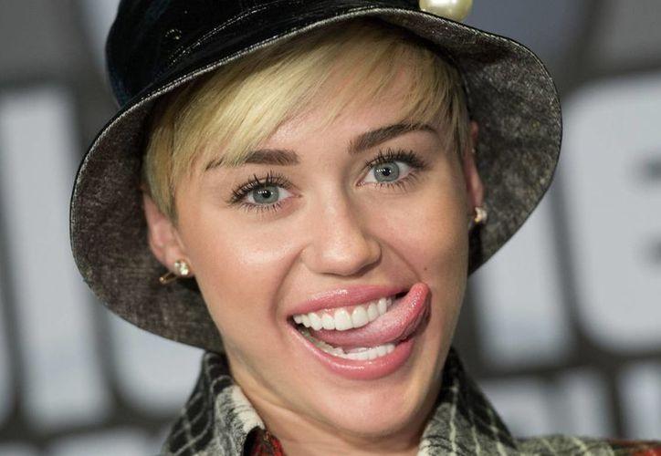 Miley Cyrus ha dado mucho de qué hablar en los últimos días. (EFE/Archivo)