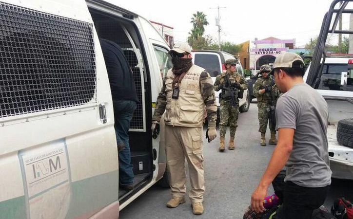 """Con el inicio de octubre se reactivó en Reynosa, Tamaulipas, el proceso de deportación por parte de autoridades estadounidenses, por lo que la Casa del Migrante """"Guadalupano"""" espera recibir a unas 800 personas. (Foto: Notimex/Cor.Pol.)"""