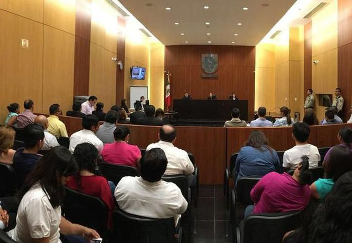 La audiencia para resolver la situación jurídica de los hermanos se llevará a cabo el próximo martes 26. (SIPSE)