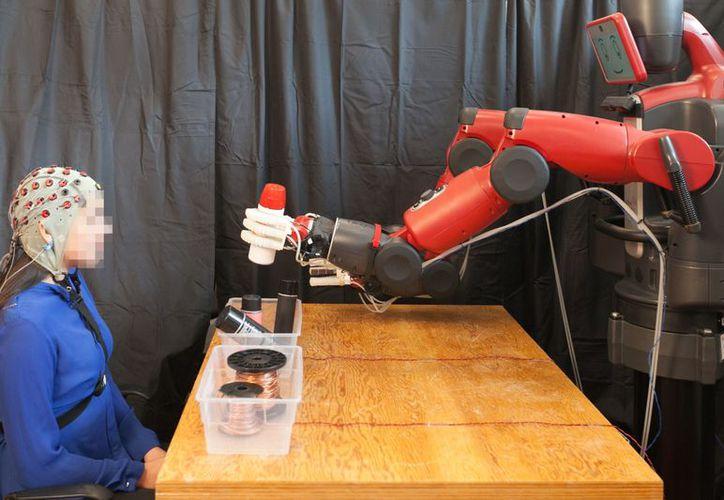 El robot puede entender cuando piensas que está haciendo algo mal. (CNet.com)