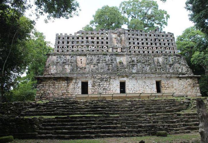 Los escritos de estudio que se creen de música maya se encuentran en sitios como Bonampak, Copán, la zona del Río de la Pasión y las inscripciones de Palenque, en Chiapas. (Notimex)