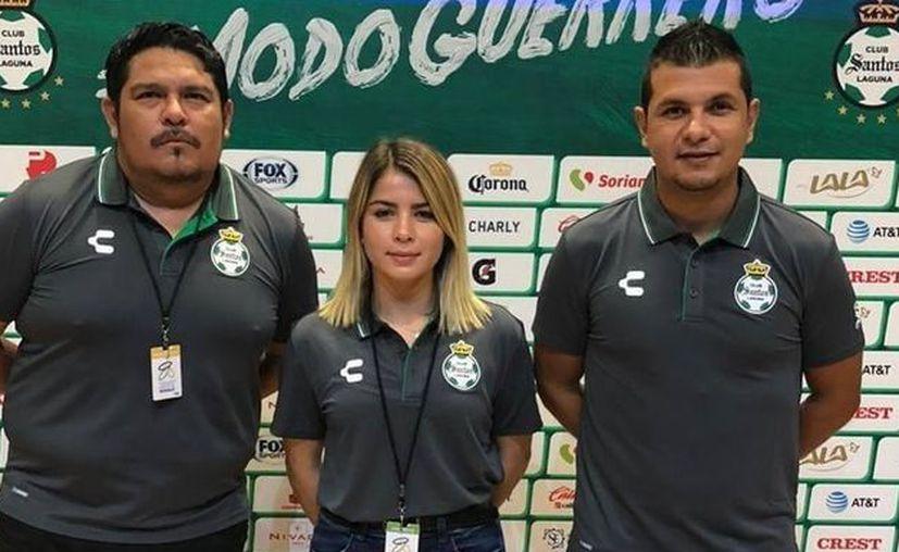 Estefanía Suarez Bolio será la directora de la Academia de Futbol Santos Mérida, Tomás Estrella Gutiérrez, el director deportivo, y como coordinador deportivo fungirá Abraham Palacios Urrutia.