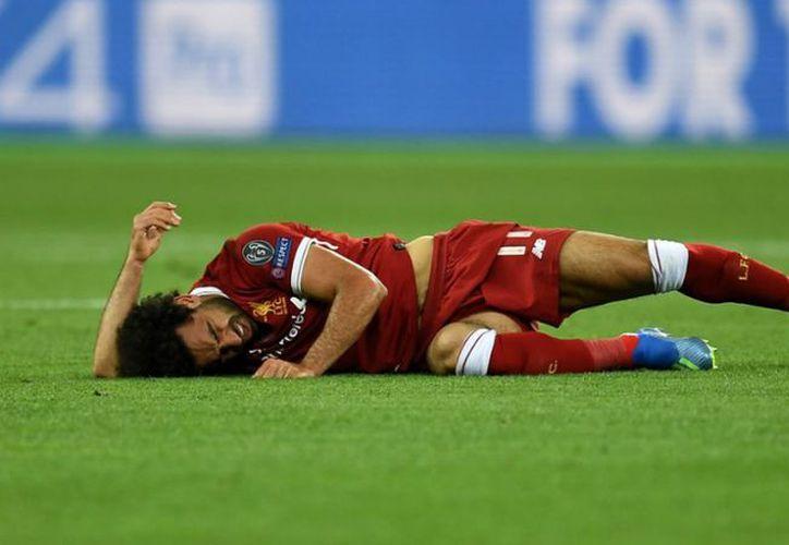 Moahmed Salah mandó un mensaje de agradecimiento a sus fans, además de que confía en estar presente en el Mundial. (Foto: UEFA).