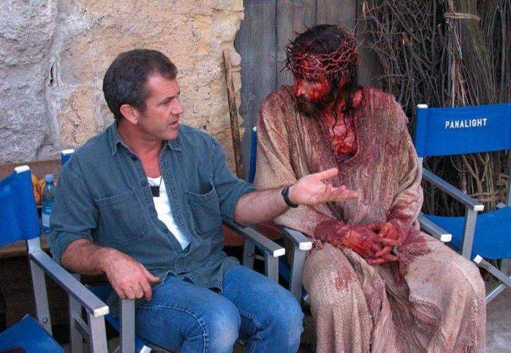 Mel Gibson prepara la segunda parte de la polémica cinta 'The Passion of the Christ', la cual fue estrenada en 2004. (Imagen tomada de www.filmaffinity.com)