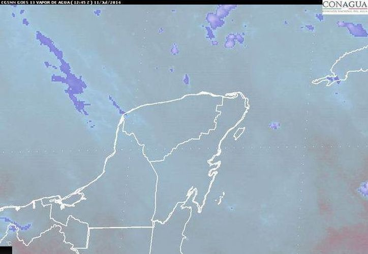 Pronostican por la tarde incremento de nubosidad en Quintana Roo. (Redacción/SIPSE)