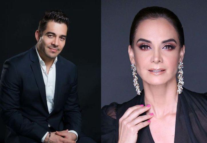 Lupita Jones se llevó Mexicana Universal a TV Azteca y del comediante no se sabe cuáles serán los nuevos proyectos. (Especial)