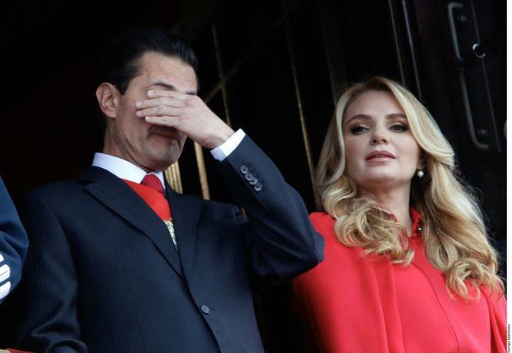 Se desconoce la razón por la cual la ex esposa de Peña Nieto borró su perfil en Instagram. (Agencia Reforma)
