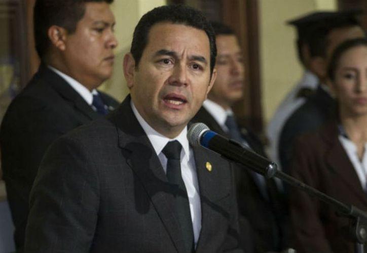 El mandatario enfrenta su tercer pedido de retiro de inmunidad para ser investigado. (El Economista)