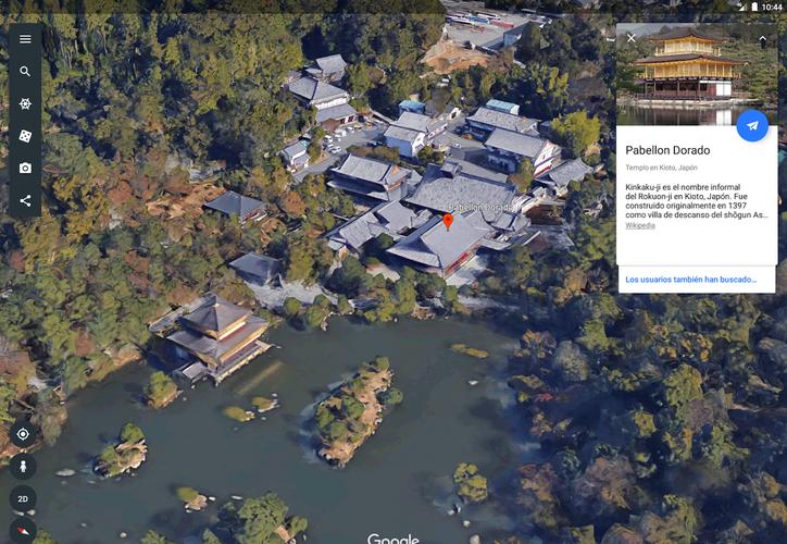 La compañía está intensificando sus esfuerzos para fomentar un mayor uso de Google Earth en las aulas. (Google Play)