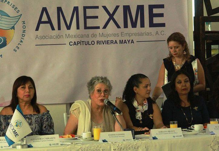 Integrantes de Amexme esperan trabajar en conjunto con las nuevas autoridades locales. (Adrián Barreto/SIPSE)