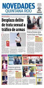 Desplaza delito de trata sexual a tráfico de armas