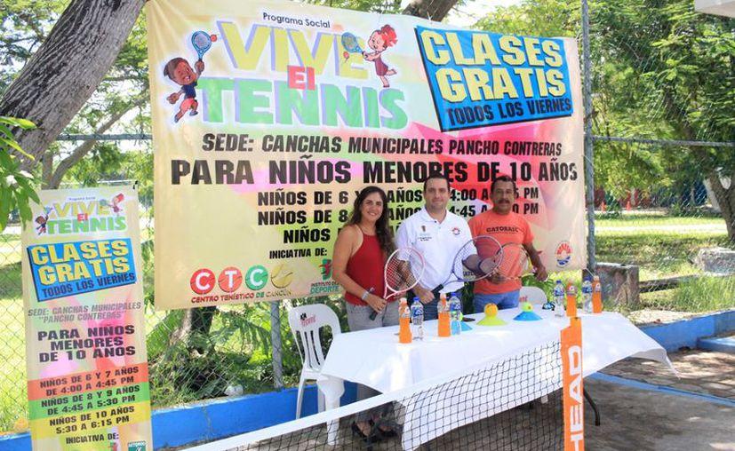 El programa fue presentado ayer en conferencia de prensa. (Raúl Caballero/SIPSE)