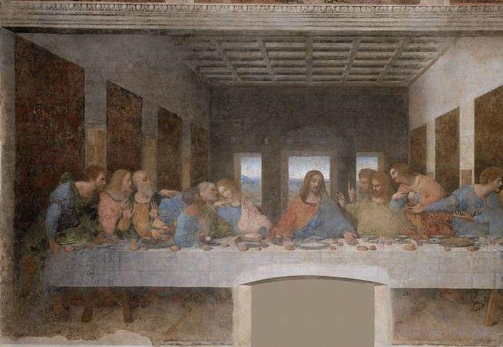 'La última cena' es considerada por algunos como una de las mejores pinturas del mundo. Se encuentra en la ciudad italiana de Milán. (Archivo/Agencias)