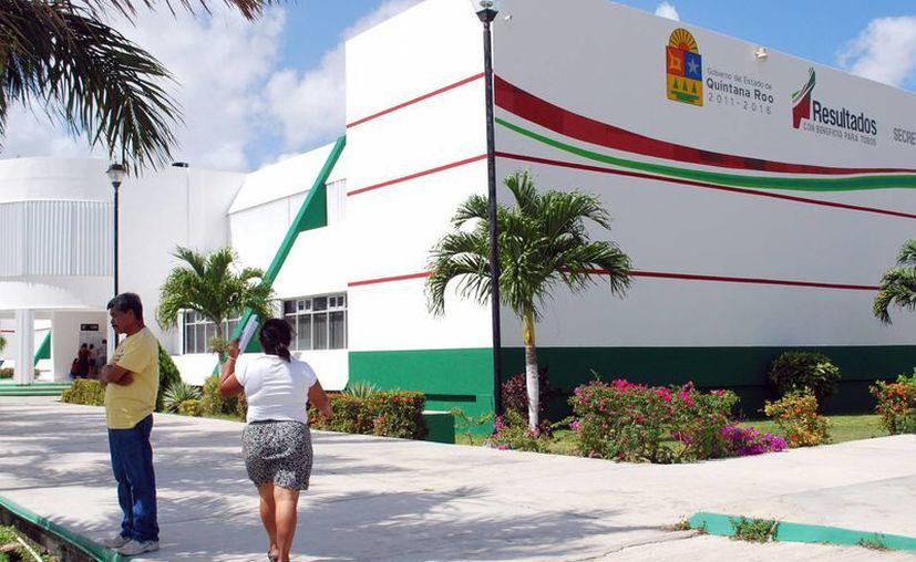El coordinador de Educación Básica de la SEQ dijo que la Prueba Enlace se aplicará en mayo. (Tomás Álvarez/SIPSE)