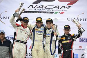 Así se vivió el Gran Premio Yucatán de la Fórmula 4