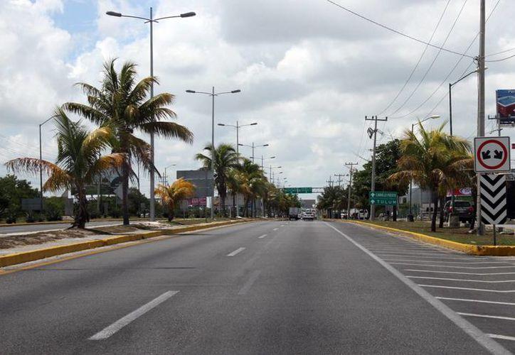 La red carretera del estado es de las mejores a nivel nacional. (Luis Soto/ SIPSE)