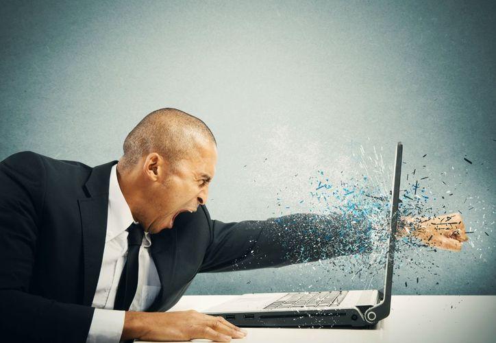 Estrés  Algunos de los padecimientos desatados por el estrés son la depresión y ansiedad  (Foto: Entrepreneur)