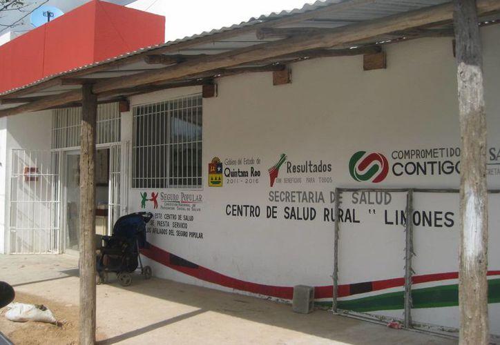 Lo prioritario para ellos es contar con un Centro de Salud, pues varias veces les han rechazado a sus enfermos en la clínica de Bacalar. (Javier Ortiz/SIPSE)