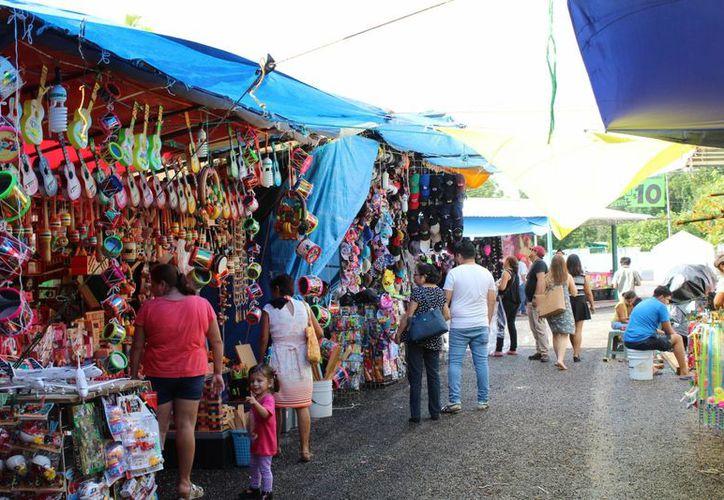 El municipio de Othón P. Blanco anunció que la Expofer cuesta $7.5 millones. (Carlos Horta/SIPSE)