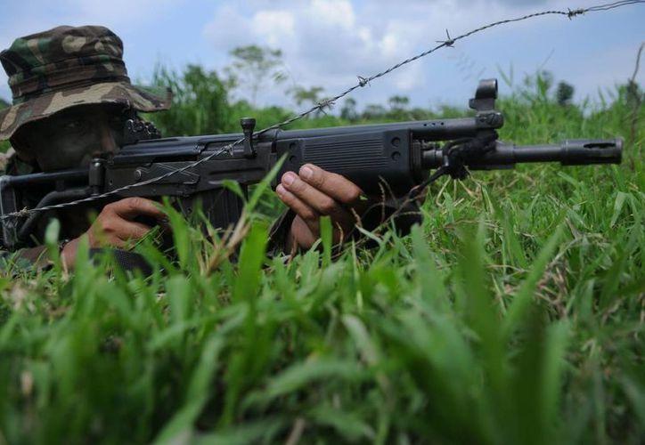"""El Gobierno argumentó la """"urgencia"""" de equipar a las fuerzas de seguridad. (Archivo/EFE)"""