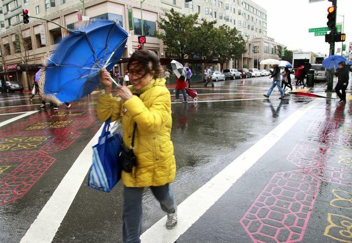 California recibirá lluvias importantes tras un largo periodo de sequía. (AP)
