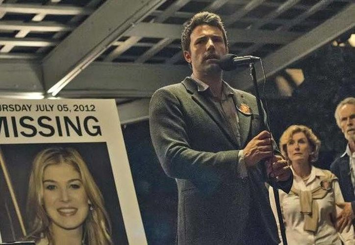 La película Gone Girl cuenta con las actuaciones de Ben Affleck, Rosamund Pike y Neil Patrick Harris. (Milenio/Especial)