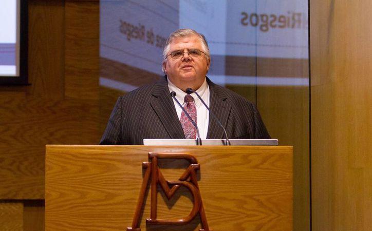 Agustín Carstens, encargado de la política monetaria de México, es economista egresado del Instituto Tecnológico Autónomo de México (ITAM) y tiene un doctorado en Economía por la Universidad de Chicago. (Archivo/Notimex)
