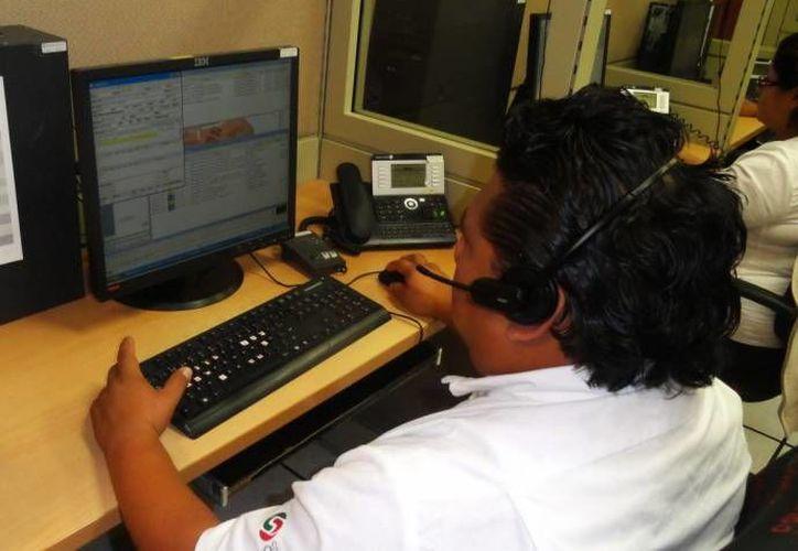 Las llamadas de emergencias serán canalizadas al C-4. (Redacción/SIPSE)