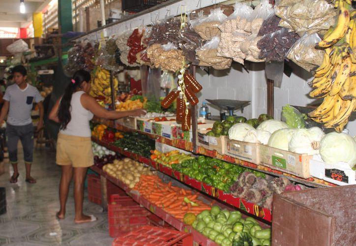 Los productores obtienen mejor calidad en sandía, ciruela, mango entre otros. (José Chi/SIPSE)