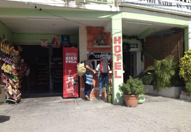 Registran los establecimientos pequeños una pobre demanda. (Rossy López/SIPSE)