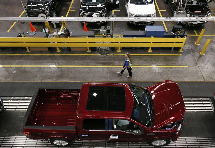 La aceleración del crecimiento estadounidense es otro motivo clave para considerar que la economía mundial también crecerá más rápidamente. (Agencias)