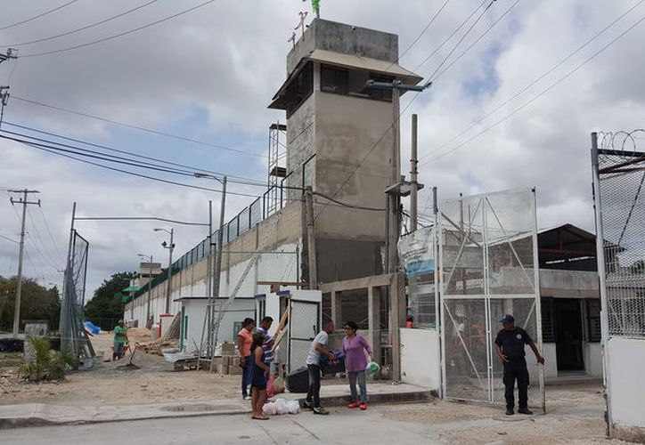 Fue hasta al otro día cuando al pasar lista, los custodios se dieron cuenta de que no estaba en su celda. (Foto: Ivette Y Cos/SIPSE).